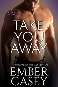 Cover Take You Away (The Cunningham Family, Book 3.5)