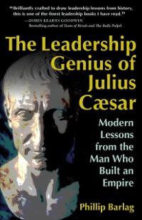 Cover Leadership Genius of Julius Caesar