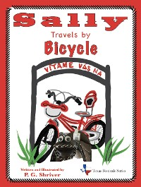 Cover Sally Travels by Bicycle