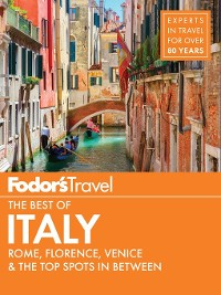 Cover Fodor's the Best of Italy