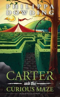 Cover Carter and the Curious Maze