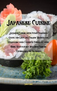 Cover Japanese Cuisine