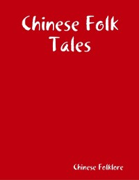 Cover Chinese Folk Tales
