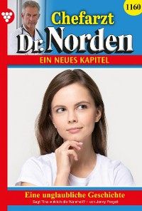 Cover Chefarzt Dr. Norden 1160 – Arztroman