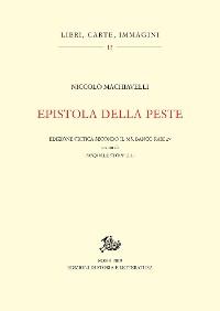 Cover Epistola della peste