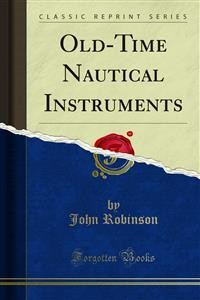 Cover Old-Time Nautical Instruments
