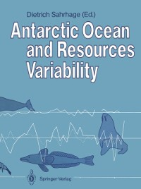 Cover Antarctic Ocean and Resources Variability