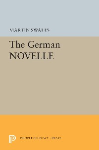 Cover The German NOVELLE
