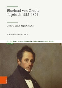 Cover Eberhard von Groote: Tagebuch 1815–1824