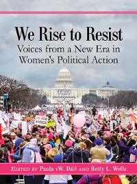 Cover We Rise to Resist