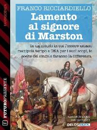 Cover Lamento al signore di Marston