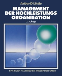 Cover Management der Hochleistungsorganisation