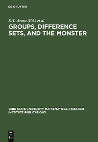 Cover Groups, Difference Sets, and the Monster