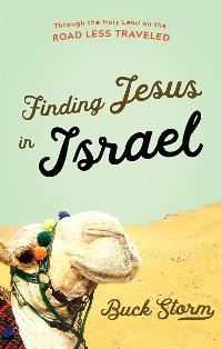 Cover Finding Jesus in Israel