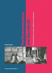 Cover Rechtsextremismus und Geschlecht