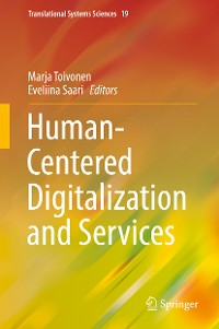 Cover Human-Centered Digitalization and Services
