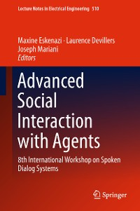 Cover Advanced Social Interaction with Agents