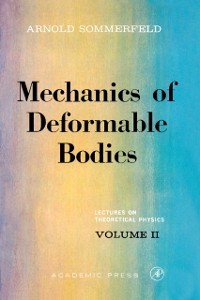Cover Mechanics of Deformable Bodies