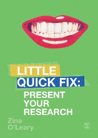 Cover Present Your Research
