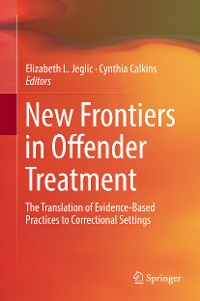 Cover New Frontiers in Offender Treatment