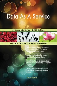 Cover Data As A Service A Complete Guide - 2020 Edition