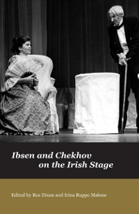 Cover Ibsen and Chekov on the Irish Stage