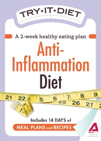 Cover Try-It Diet - Anti-Inflammation Diet