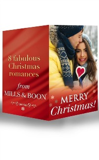 Cover Merry Christmas! (Mills & Boon e-Book Collections)