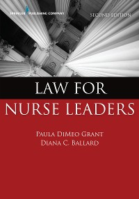 Cover Law for Nurse Leaders