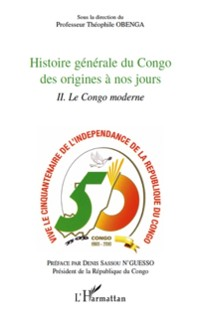 Cover Histoire generale du congo des origines A nos jours tome ii