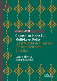 Cover Opposition in the EU Multi-Level Polity