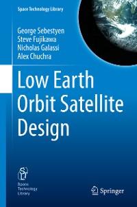 Cover Low Earth Orbit Satellite Design