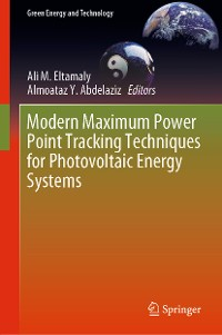 Cover Modern Maximum Power Point Tracking Techniques for Photovoltaic Energy Systems