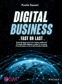 Cover Digital Business: Fast or Last
