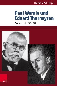 Cover Paul Wernle und Eduard Thurneysen