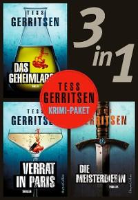 Cover Tess Gerritsen - Krimi-Paket (3in1)