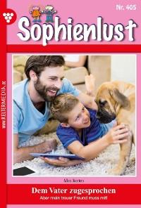 Cover Sophienlust 405 – Familienroman
