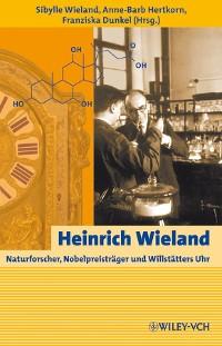 Cover Heinrich Wieland