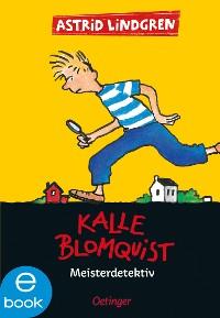 Cover Kalle Blomquist