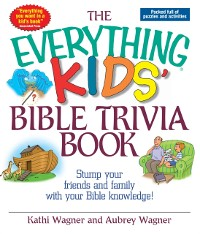 Cover Everything Kids Bible Trivia Book