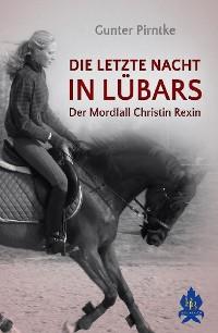 Cover Die letzte Nacht in Lübars
