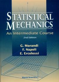 Cover Statistical Mechanics