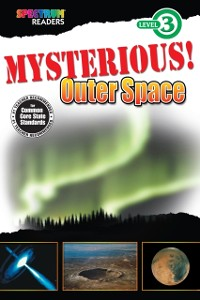 Cover Mysterious! Outer Space