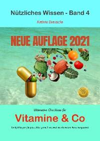 Cover Ultimative Checkliste für Vitamine & Co
