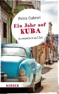 Cover Ein Jahr auf Kuba