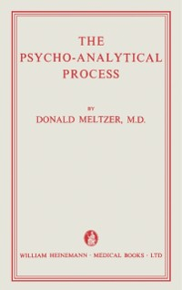 Cover Psycho-Analytical Process