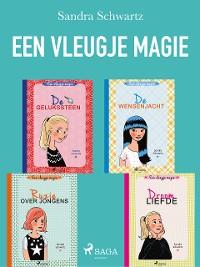 Cover Een vleugje magie 1-4