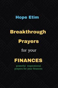 Cover Breakthrough Prayers for Your Finances