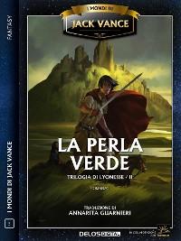 Cover Lyonesse: La perla verde