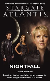 Cover STARGATE ATLANTIS Nightfall